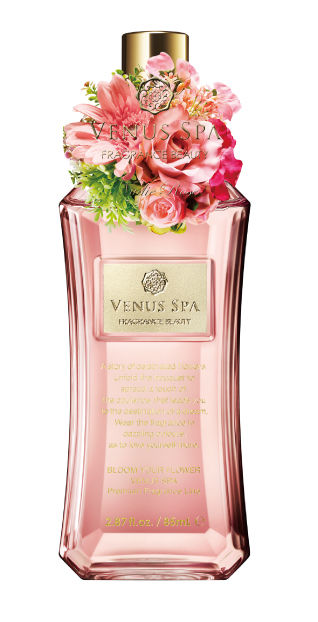 包裝瑕疵特惠FITS-Venus Spa蜜膚香霧-清新玫瑰