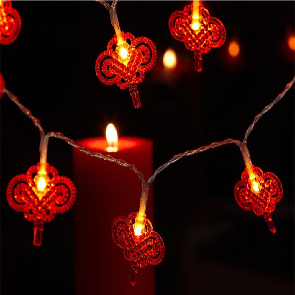 聖誕布置/室內布置/3米節慶風聖誕新年布置LED燈串-2款/半島良品