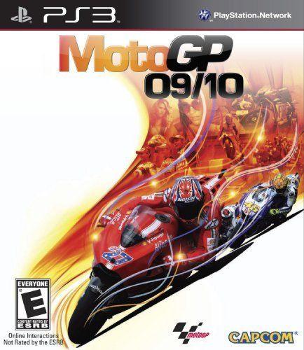 PS3 MotoGP 09/10 世界摩托車錦標賽09/10(美版代購)