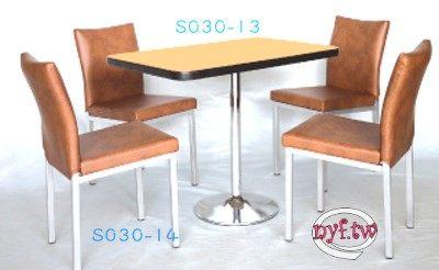 南洋風休閒傢俱餐桌椅系列-美耐板桌椅組伯爵椅桌椅組餐廳桌椅