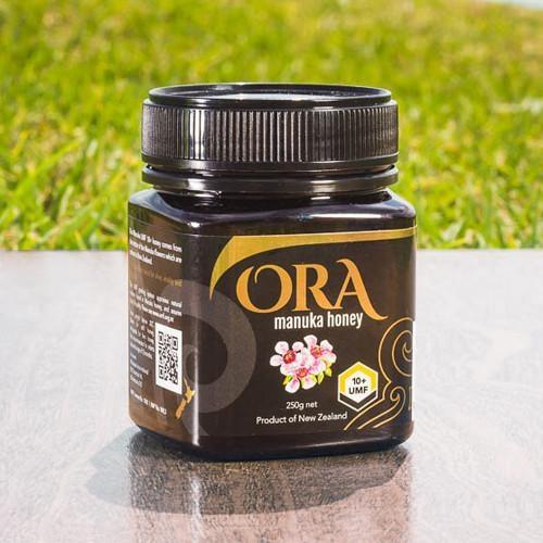 紐西蘭 ORA 麥蘆卡蜂蜜(Manuka Honey) UMF 10+ 250公克