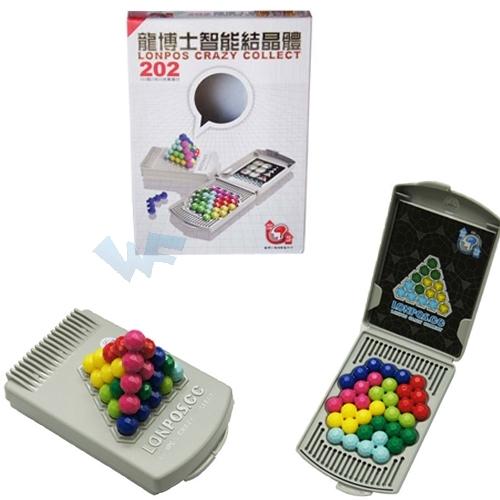 【龍博士動腦遊戲】202智能結晶體