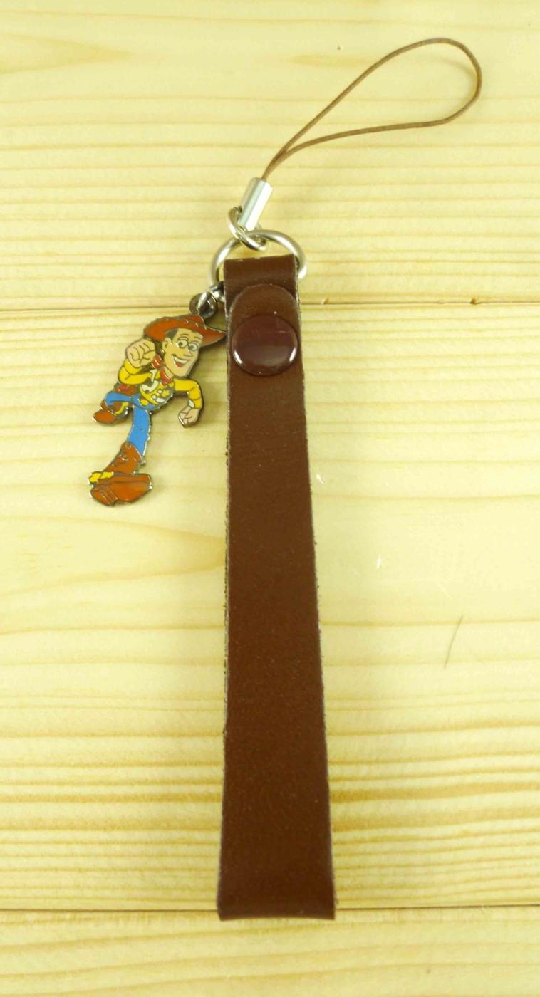震撼精品百貨Metacolle玩具總動員-造型提帶吊飾-胡迪