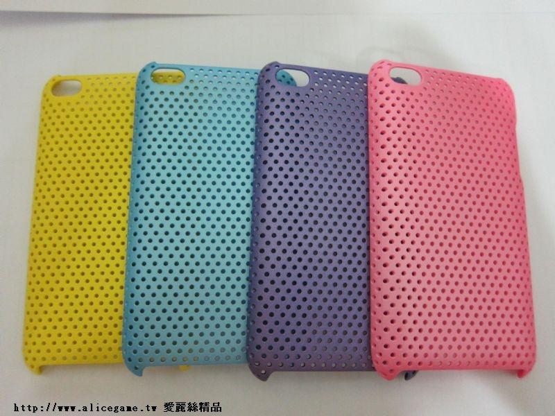 iPod touch 4 代 網狀洞洞殼【E6-021】保護殼 保護套 Alice3C