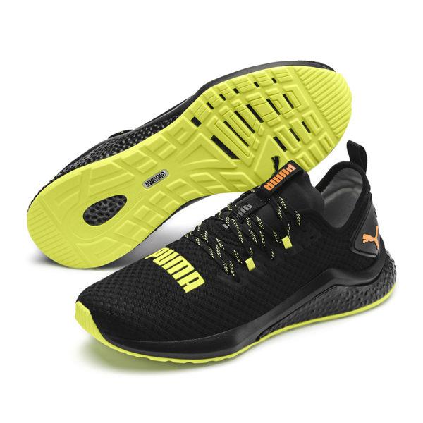 Puma Hybrid NX 男 黑 慢跑鞋 運動鞋 訓練 跑步 健身 有氧 休閒鞋 彈性鞋底 舒適 緩衝 19236502