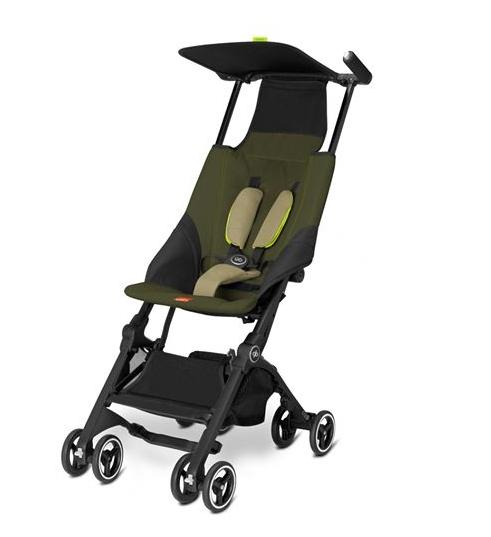 時尚品味嬰兒車出租5天日本三代口袋型推車POCKIT新生兒時尚推車出租