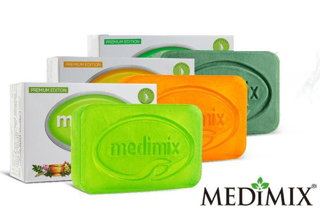 帆船版 Medimix 印度綠寶石皇室藥草浴 美肌皂 125g/個◆德瑞健康家◆