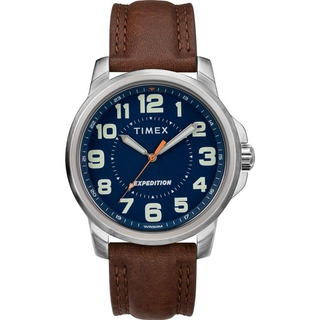 【TIMEX】 天美時 遠征系列 探險手錶 (咖啡/藍TXTW4B16000)