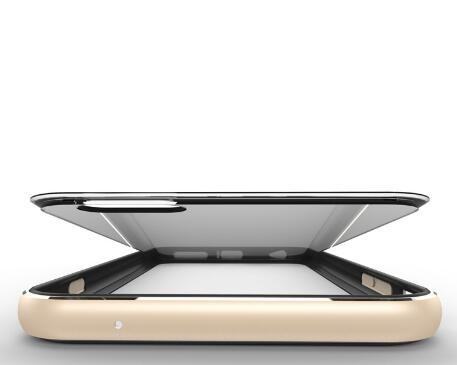 下殺iphone 6 6s plus超薄透明金屬邊框時尚手機保護殼金屬邊框手機殼手機套保護套硬殼邊框