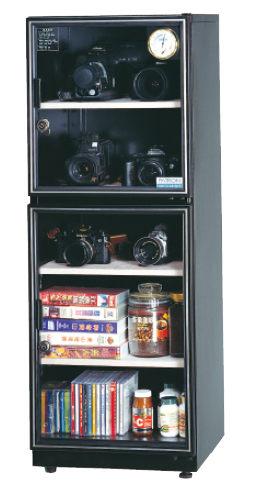 142公升 指針式3C電子防潮箱  防潮書櫃 食品防霉 原裝進口德國機心 台灣製造  滿額送家樂福禮卷