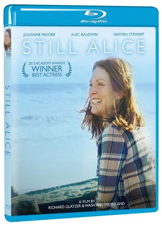 我想念我自己藍光BD Still Alice音樂影片購