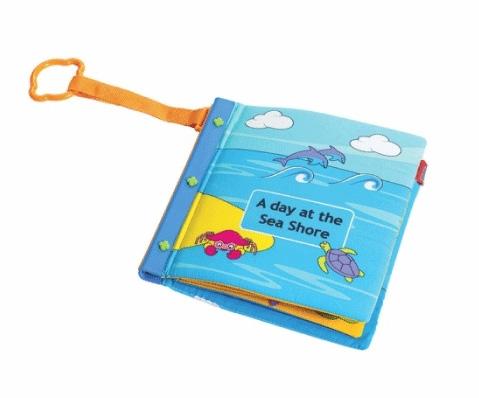 Tiny Love立體寶寶書系列海洋TL1009520