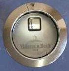 麗室衛浴瑞士GEBERIT歐美品牌V&B DURAVIT LAUFEN都可適用二段排水器按鈕