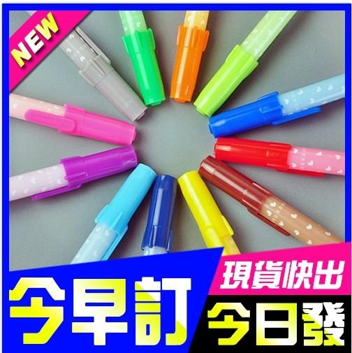 [現貨] 文具 創意 果凍筆 中性筆 水筆 色筆 隨機出貨