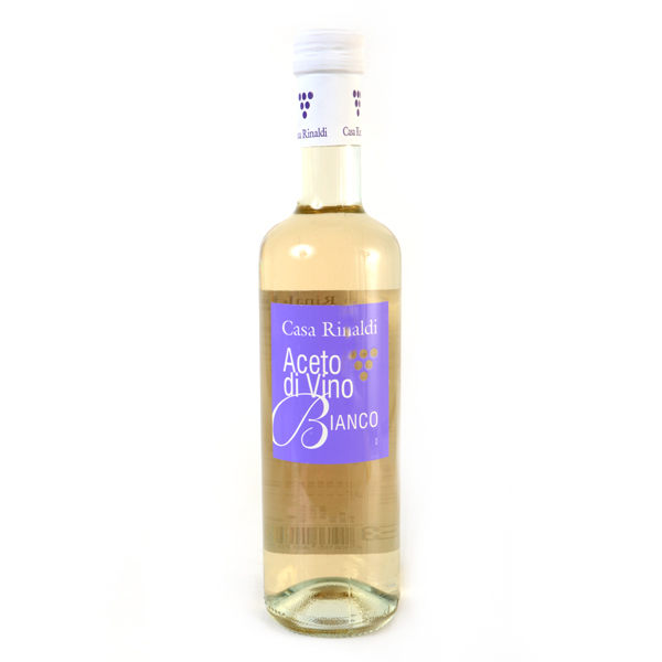 義大利【CASA】凱撒白葡萄酒醋   500ml