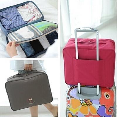 旅行收納袋套裝整理包行李箱衣物分裝袋拉杆箱旅遊衣物整理袋預購CH1872