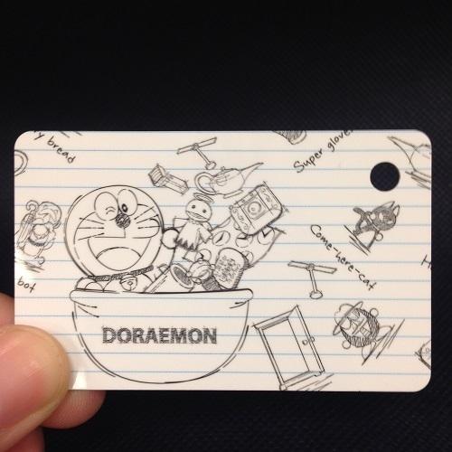 哆啦A夢秘密道具一卡通普通卡