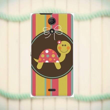 俏魔女美人館小烏龜水晶硬殼SONY ZR M36H手機殼手機套保護套保護殼