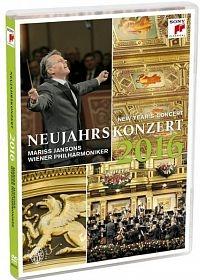 2016維也納新年音樂會DVD音樂影片購