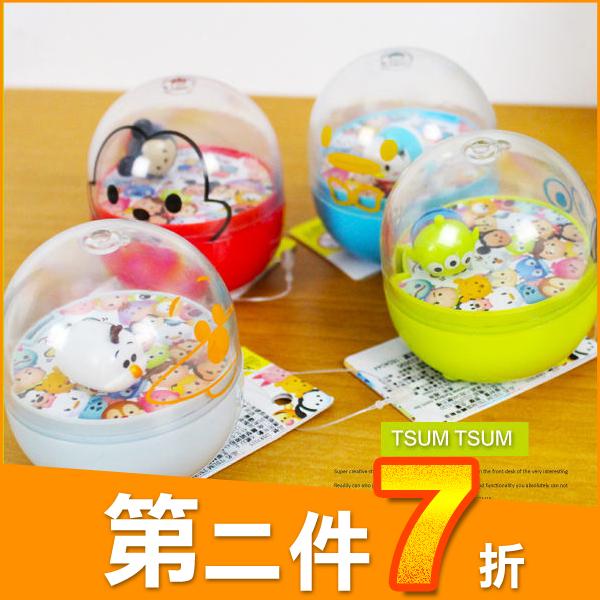 限量日貨迪士尼TSUM TSUM米奇雪寶旋轉華爾滋生日禮物療癒兒童玩具B23781