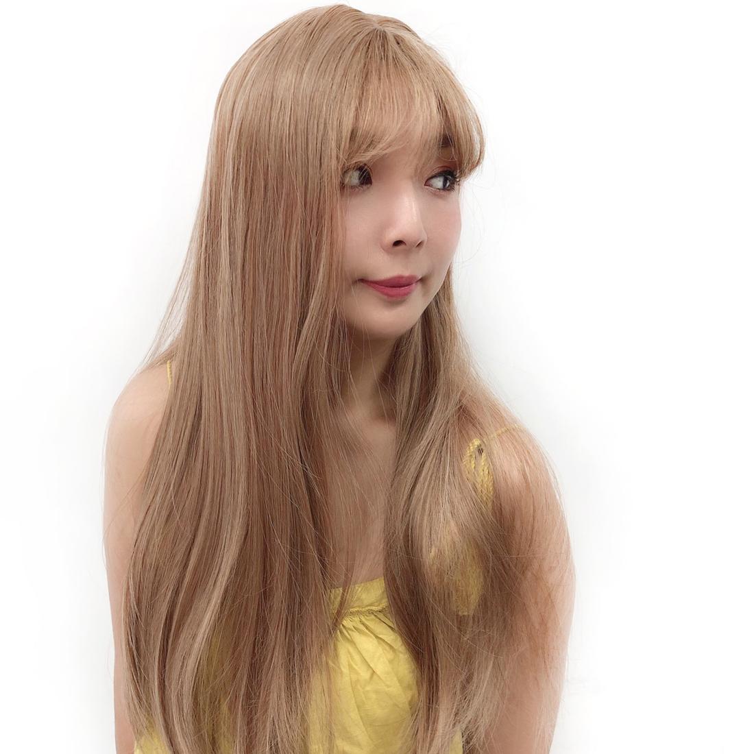 全頂假髮 愛麗絲金色長髮 魔髮樂 RD7037