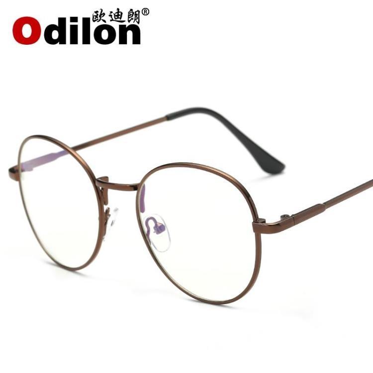 防輻射眼鏡男女緩解疲勞防藍光眼鏡轉角1號