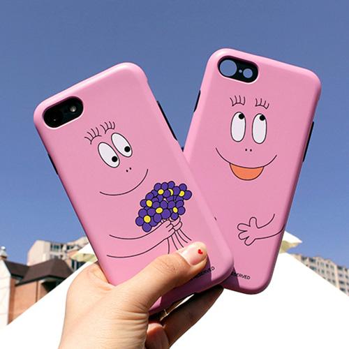韓國泡泡先生雙層防摔手機殼iPhone 6 6S 7 Plus S7 Edge S8 Note5 z7904