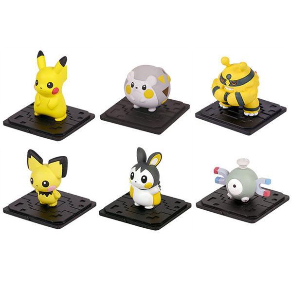 神奇寶貝Pokemon 精靈寶可夢 G_04寶可夢GET 第四彈 (中盒9入) 97372