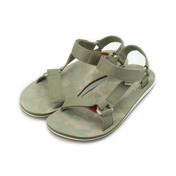 TEVA ORIGINAL UNIVERSAL KASINA 織帶涼鞋 迷彩綠 TV10194037CAMO 男鞋 鞋全家福