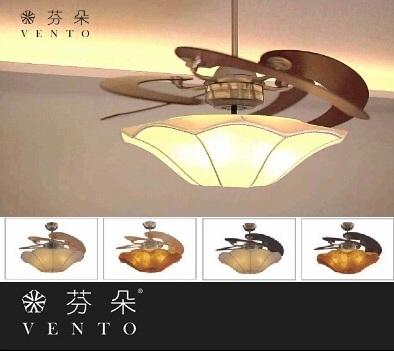 燈王VENTO芬朵精品吊扇56吋吊扇燈具遙控器美好年代系列56BELLE EPOQUE