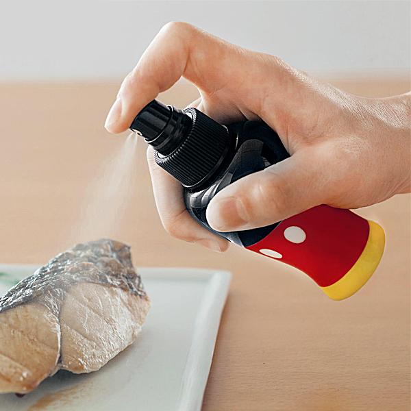 Disney醬油瓶米奇造型陶瓷醬油調味罐噴瓶醬油瓶調味料瓶調味料罐畢業禮物謝師禮喜愛屋