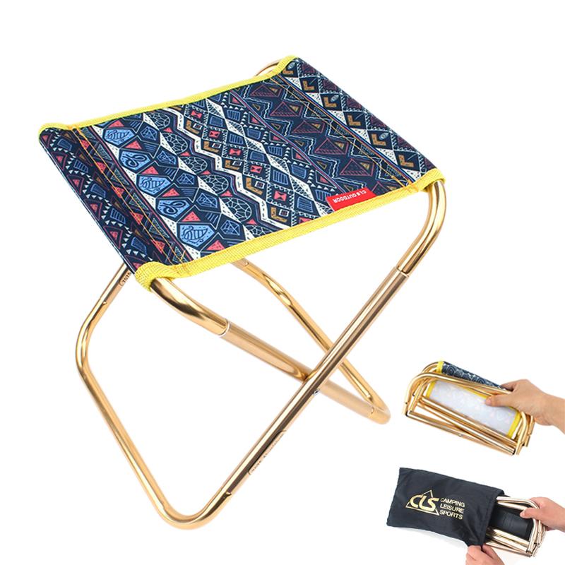 【泰博思】戶外摺疊椅 休閒椅 釣魚椅 寫生椅 簡易折疊 鋁合金 露營 郊遊 烤肉【H068】