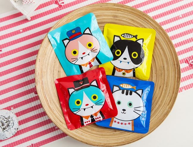 貓言貓語速冷小冰袋運動降溫瞬間冷敷袋消暑小物急救冰包19元