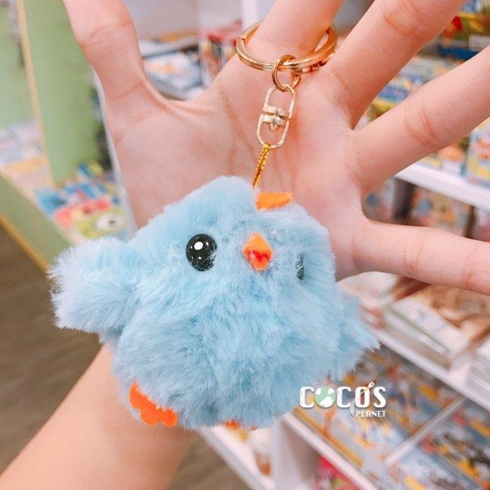 小雞 彩色小雞 鑰匙圈 掛飾 吊飾 D款 COCOS LL046