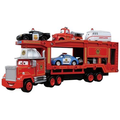 TOMICA CARS救援系列麥大叔卡車汽車總動員TAKARA TOMY