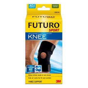【天溢】《3M FUTURO》 可調式運動型護膝/ 美國專業護具領導品牌
