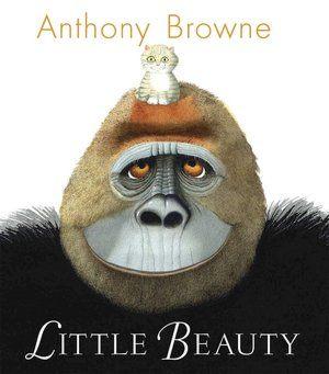 麥克書店LITTLE BEAUTY英文繪本附CD主題:友誼.關懷中譯:大猩猩和小星星