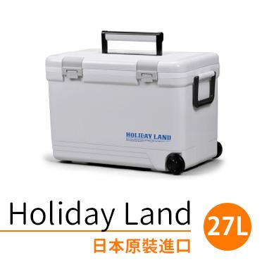 保冰桶冰桶日本伸和保溫冰箱27L Life Beauty