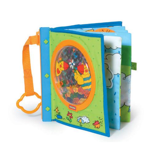 Tiny Love立體寶寶書系列寶寶立體布書TL1009030