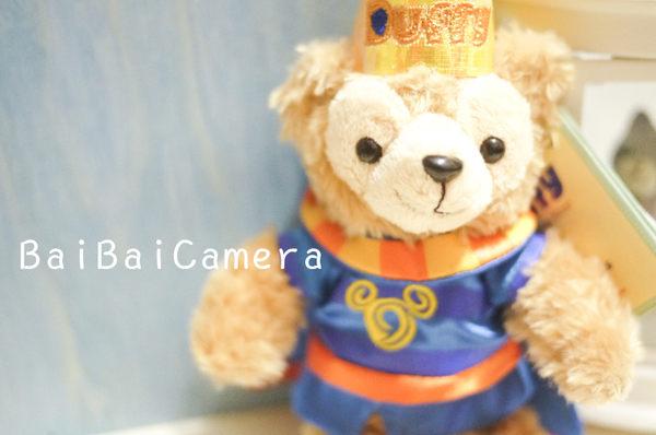 BaiBaiCamera迪士尼duffy國王達菲熊玩偶吊飾可吊相機包卡片套夾另售ShellieMay拍立得底片