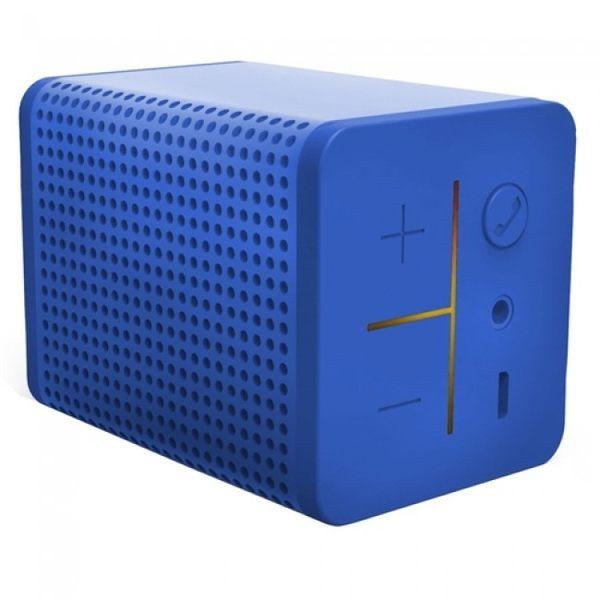 Mipow Boomin藍牙喇叭藍色4.0版環繞立體聲免持無線迷你音箱