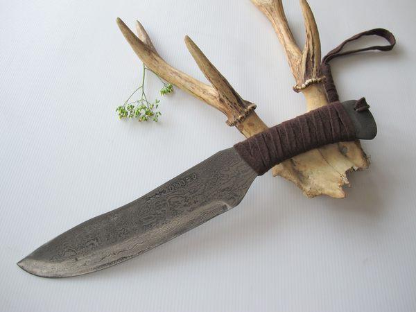 郭常喜與興達刀具--郭常喜限量手工刀品 大肚開山刀 (A0087)