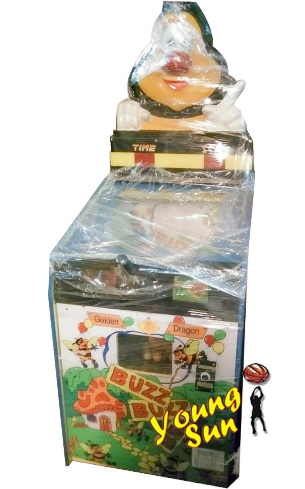 蜜蜂機 BUZZ BUZZ BEE 撈球機 親子育樂 夏令營 暑期活動規劃 運動公園.
