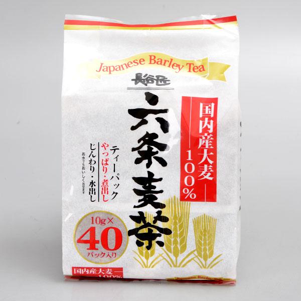 日本長谷川-長谷匠六條麥茶 400g