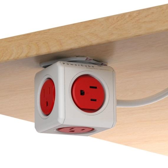 PowerCube魔術方塊擴充插座-延長線1.5m