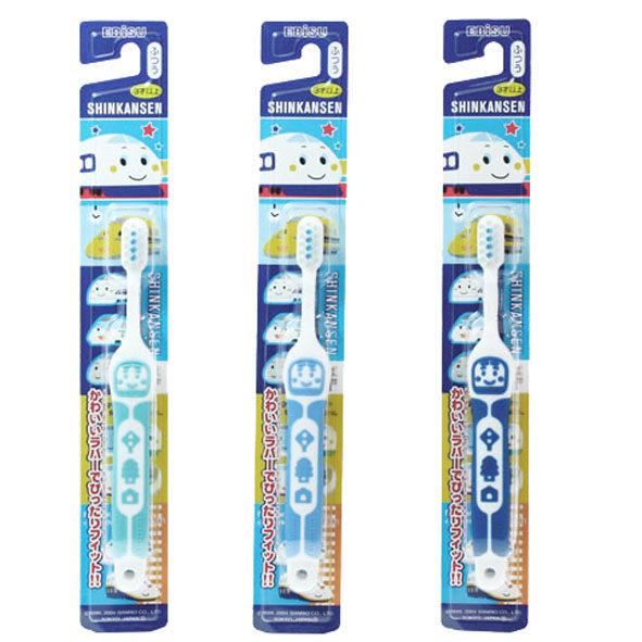 AKACHAN阿卡將 新幹線 造型牙刷(3Y↑)