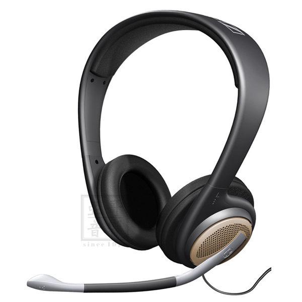 SENNHEISER PC 166 頭戴式耳麥耳機