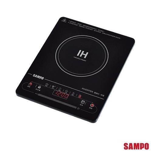 【聲寶SAMPO】超薄觸控變頻電磁爐 KM-SF12Q