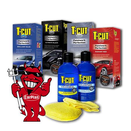 T-CUT 365烤漆美容鍍膜組
