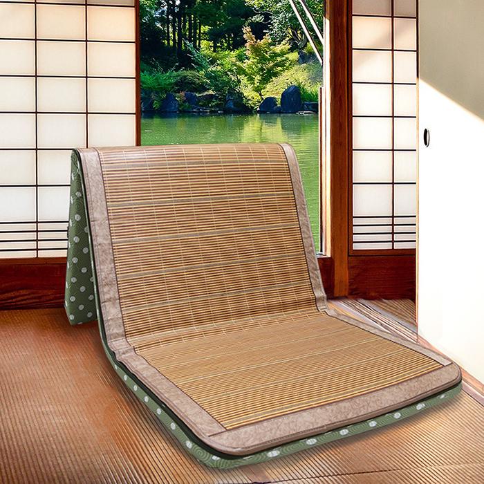 【Victoria】台灣製 日式編織竹床墊-雙人(竹面花色隨機出貨)_TRP多利寶